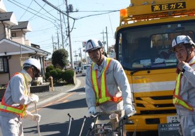 日本有数の年間施工実績